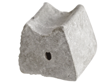 Einzelabstandhalter Faserbeton Bild