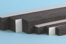 Moltoprenschaum-Vierkantprofil Bild