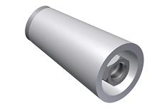 Metall-Kunststoffkonus Bild