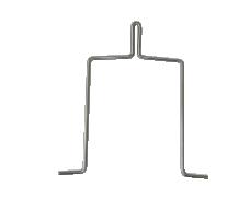 Fradiflex Fixierbügel Sollrissfuge Bild
