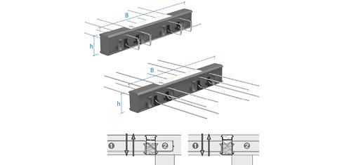Gestützte Balkonplatten 02 Bild
