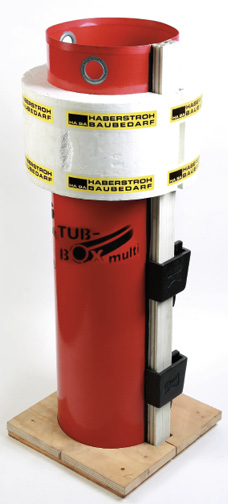 Tubbox Montagehilfe Bild