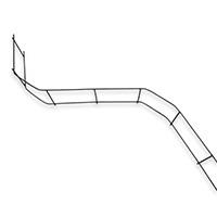 Schlangenabstandhalter Stahl Bild