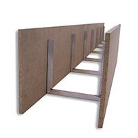Decken-Randschalungssysteme Bild