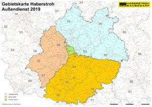 Liefergebiet Haberstroh GmbH