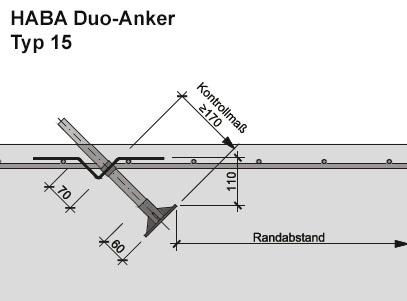 HABA Duo-Anker Typ15-skizze